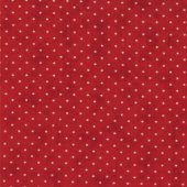 Essential dots - country red