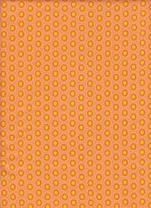 Oval Elements: Orange