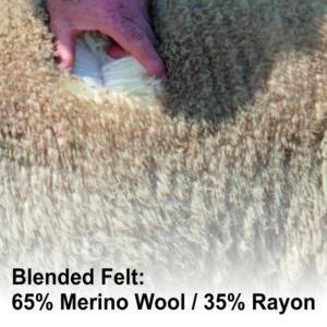Felt Blend - Rolls